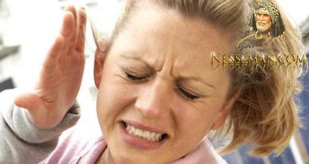 صفع وجه إمرأة يقيها من التجاعيد