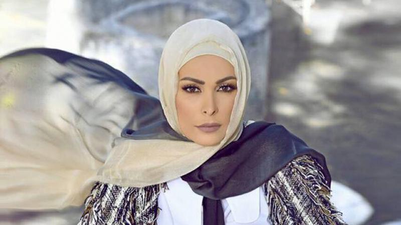 أول أغنية لأمل حجازي بعد ارتداء الحجاب