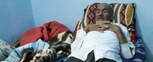سبيطلة اخبره الطبيب أن زوجته ستموت خلال ساعات ، فتوفي من حسرته قبلها