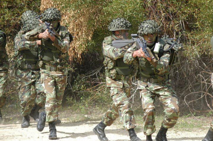 وزارة الدفاع تعلن تفاصيل العملية العسكرية في القصرين