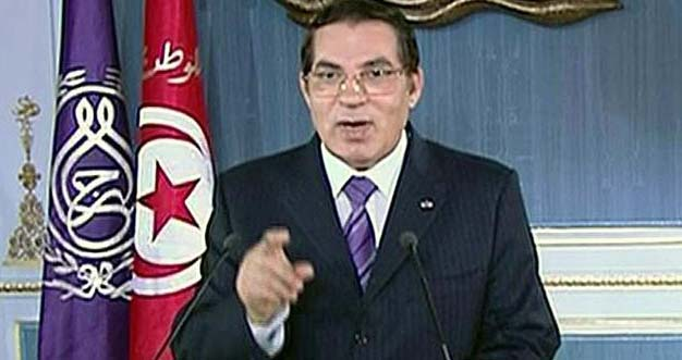 امكانية ترحيل بن علي من السعودية