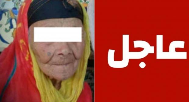 عاجل امرأة من ذوي الاحتياجات الخاصة تلقى نفس مصير الخالة سالمة
