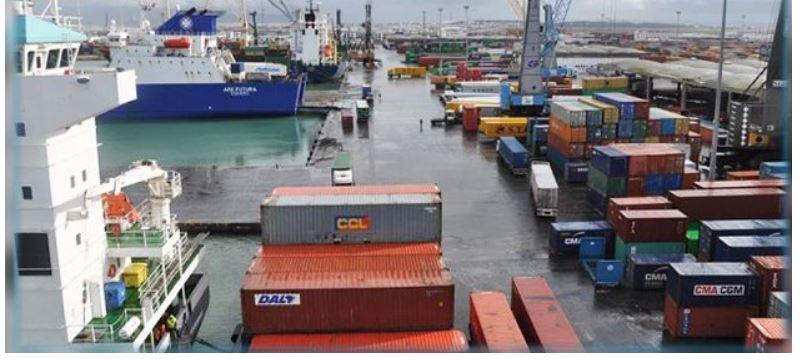 العثور على متفجرات في ميناء رادس