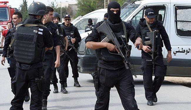 عاجل من جديد الأمن التونسي يضرب بقوة