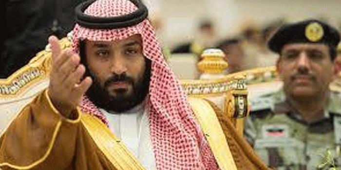 عاجل : ولي العهد السعودي محمد بن سلمان يقترح على الرئيس الفلسطيني محمود عباس،