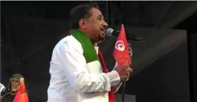 الشاب خالد يرفع العلم التونسي في حفله بالإمارات