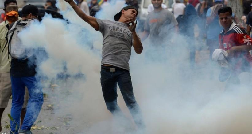 إصابة أكثر من 100 فلسطيني في يوم الغضب