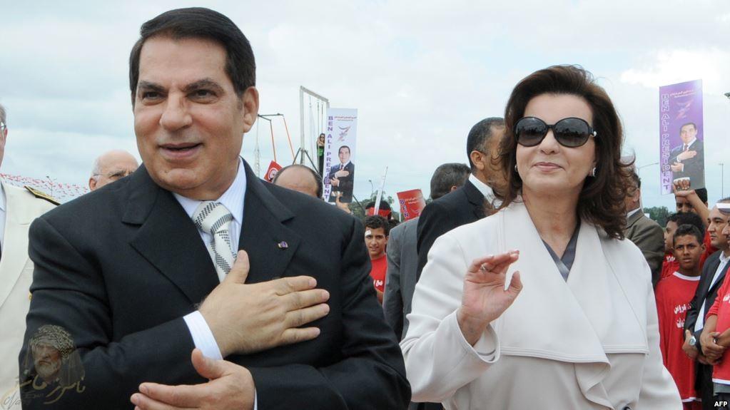 الاتحاد الأوروبي يعاقب بن علي وحاشيته