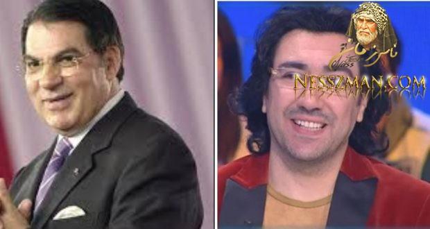 شمس الدين باشا يتحصل على نظارات بن علي بهذا الثمن !!!