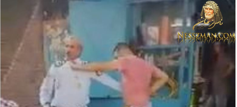 بنزرت عون شرطة مرور يتعرض للإعتداء بالعنف من طرف مواطن - فيديو