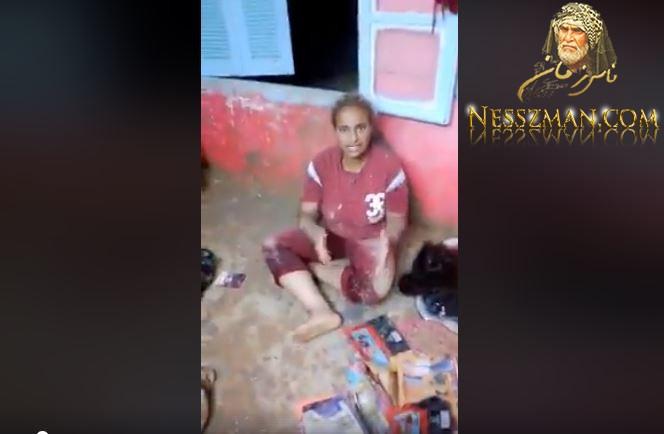 فيديو: لأحدى العائلات المنكوبة في الفياضانات الاخيرة شئ يأسف
