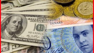 أسعار العملات اليوم في تونس بالدينار التونسي
