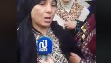 بالفيديو ام ايمن تروي تفاصيل ما جرى امس قبل قتل ابنها