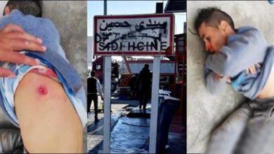 رسمي تقرير الطب الشرعي في حادثة وفاة أيمن العثماني بسيدي حسين