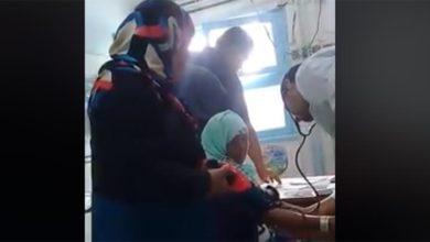 فيديو يثير الغضب طبيبة تهين وتشتم مسنّة بعبارات عنصرية في مستشفى قصر هلال