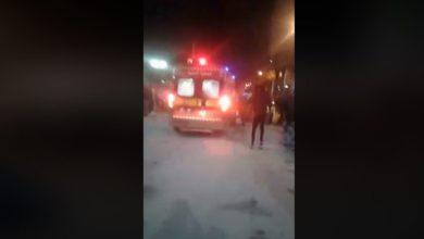 كارثة في نابل:شخص بسيارة يدهس الجماهير الترجية ويهرب ):