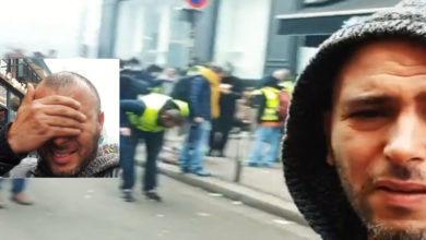 بالفيديو الكريموجان يخنق لطفي العبدلي في قلب باريس